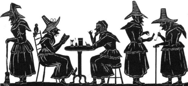 TheDarklady – witchcraft spells spirits witchery necromancer